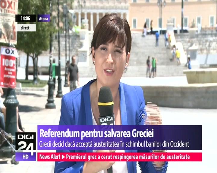 """Studentă româncă, despre privilegiile celor care studiază în Grecia: """"Nu vor să le piardă"""""""