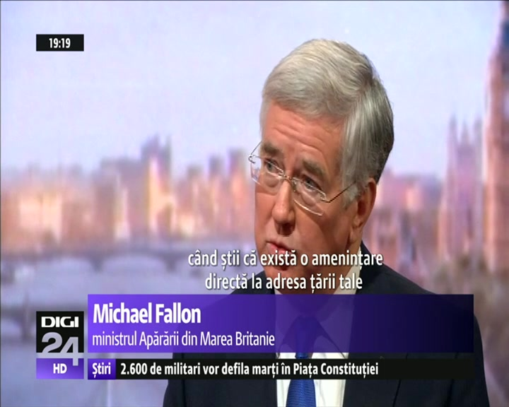 Marea Britanie se teme de atentate